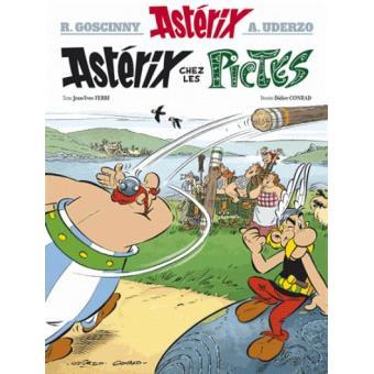 Asterix 35 chez les pictes