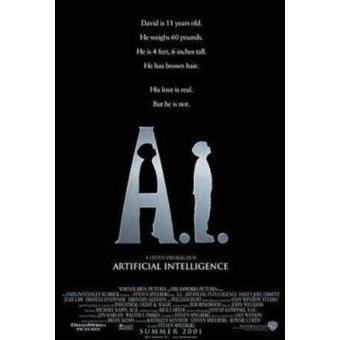 A.I.: Inteligencia artificial - DVD