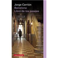 Barcelona, libro de los pasajes