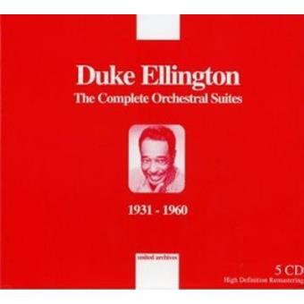 Complete Orchestral Suites (Box Set)