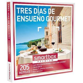Caja Regalo Smartbox - Tres días de ensueño gourmet