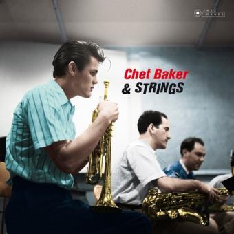Chet Baker & Strings - Vinilo