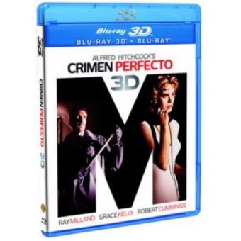 Crimen perfecto - Blu-Ray + 3D