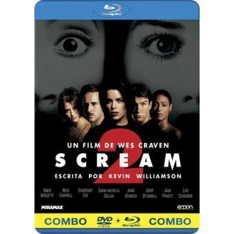 Scream 2 - Blu-Ray + DVD