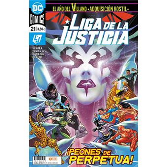 La Liga de la Justicia 99/21