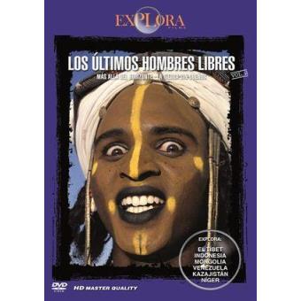 Explora: Los últimos hombres libres 2 - DVD