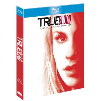 True Blood  Temporada 5 - Blu-Ray