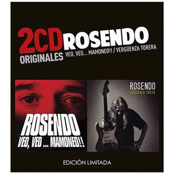 Veo Veo Mamoneo / Vergüenza Torera - 2 CDs