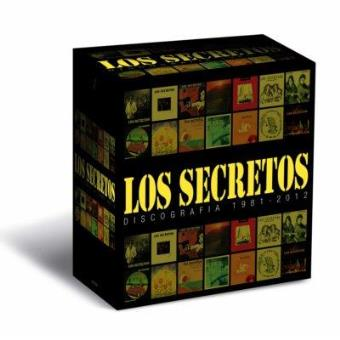 Discografía 1981-2012 (Ed. Box Set)