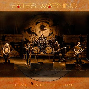 Live Over Europe - 3 vinilos + 2 CD