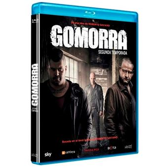 Gomorra - Temporada 2 - Blu-Ray