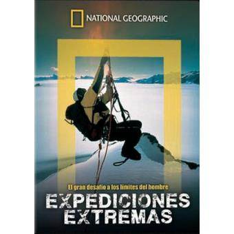 Expediciones extremas (National Geographic) - DVD