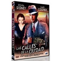 Las calles de la ciudad - DVD