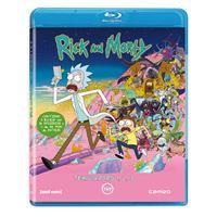 Rick y Morty  Temporada 1-3 - Blu-Ray