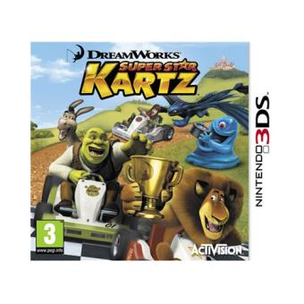 DreamWorks Super Star Kartz Nintendo 3DS