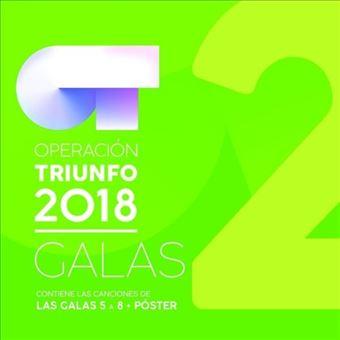 Las Galas Vol. 2 - 4 CD
