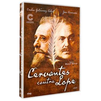 Cervantes contra Lope - DVD