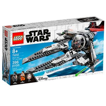 LEGO Star Wars 75242 Interceptor TIE Black Ace