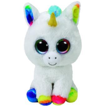 Peluche Beanie Boos - Unicornio Pixy