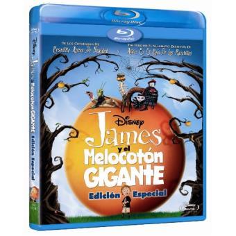 James y el melocotón gigante - Blu-Ray