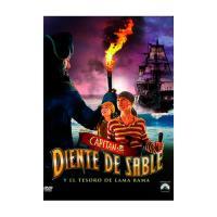 Capitán Diente de Sable - DVD