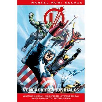 Los Vengadores de Jonathan Hickman 6: Vengadores mundiales