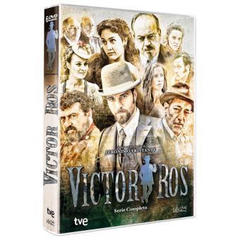 Pack Víctor Ros (Serie completa) - DVD