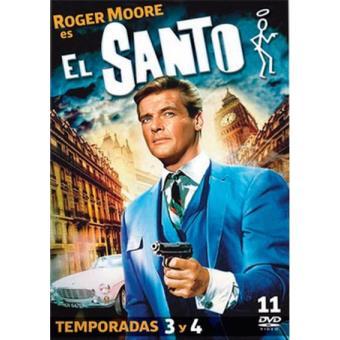 El Santo - Temporadas 3 y 4 - DVD