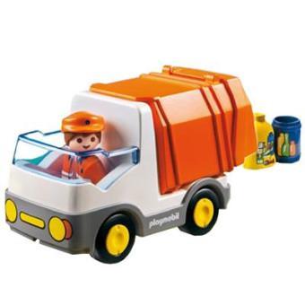 Playmobil 123: Camion de Basura