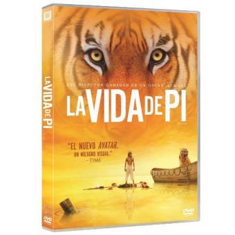 La vida de Pi - DVD