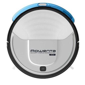 Robot Aspirador Rowenta Smart Force Essential Aqua Gris