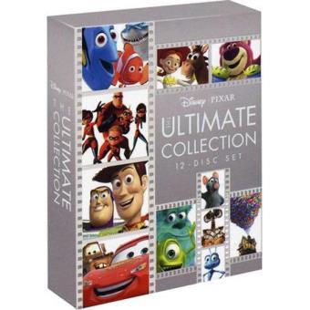 Pack Colección Pixar - DVD