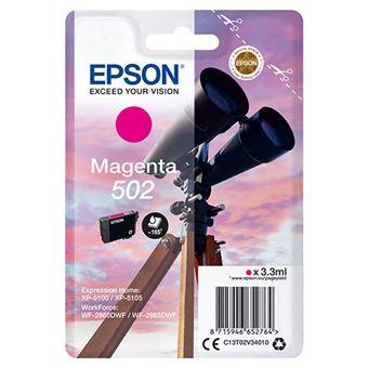 Tinta Epson 502 XP-5105 Magenta
