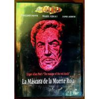 La máscara de la muerte roja - Blu-Ray