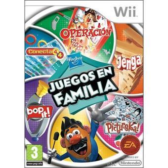 Juegos En Familia Wii Para Los Mejores Videojuegos Fnac