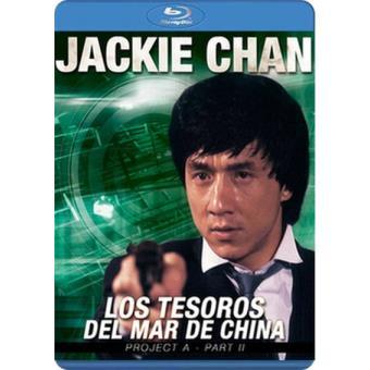 Los tesoros del Mar de China - Blu-Ray