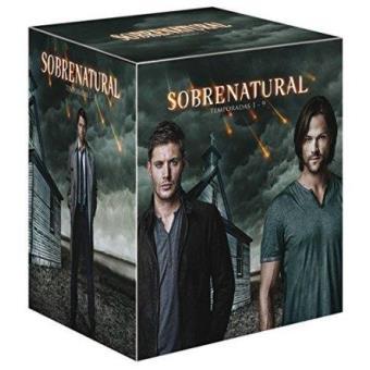 SobrenaturalSobrenatural - Temporadas 1-9 - DVD