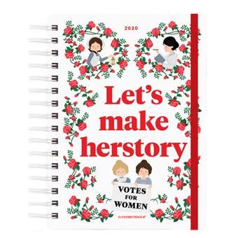 Agenda Superbritánica 2020 -  Let's make Herstory
