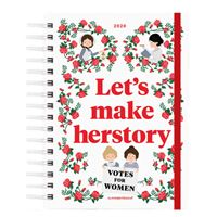 Agenda Superbritánica 2020 -  Let's make Herstory