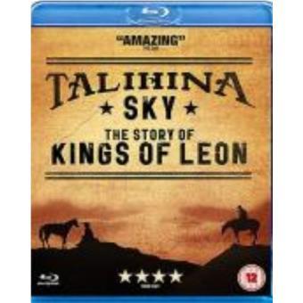 Talihina Sky (Formato Blu-Ray)