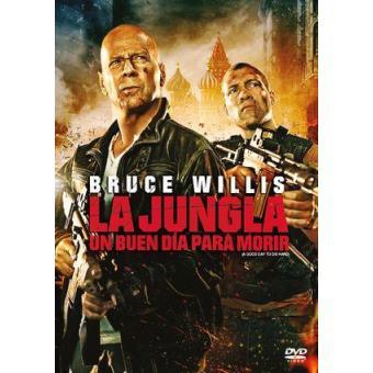 La jungla: Un buen día para morir - DVD
