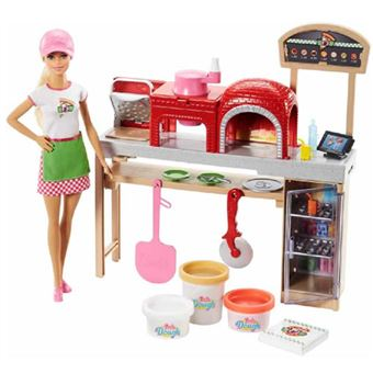 Muñeca Mattel - Barbie Pizza Chef