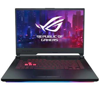 Portátil gaming Asus ROG Strix G G531GT-BQ021T 15,6'' Negro