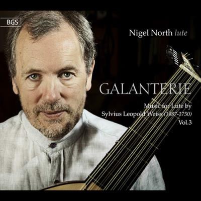 Galanterie: Music for Lute. Vol. 3