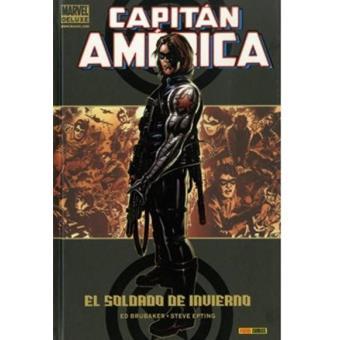 Capitán América 2. El soldado de invierno. Premio Eisner 2010