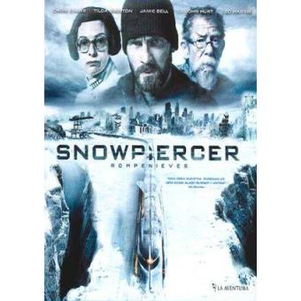 Snowpiercer - Rompenieves - DVD