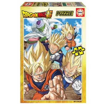 Puzzle Educa - Dragon Ball 500 piezas