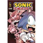 Sonic: The Hedhegog núm. 20
