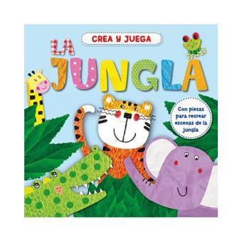 Crea y juega: La jungla