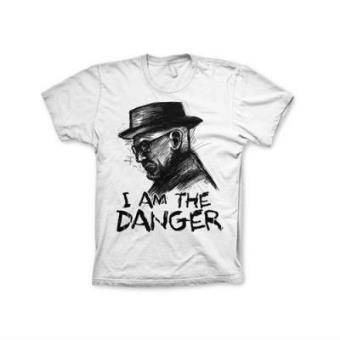 fc9534eff Camiseta Breaking Bad - I am the Danger - Talla M - Merchandising ...